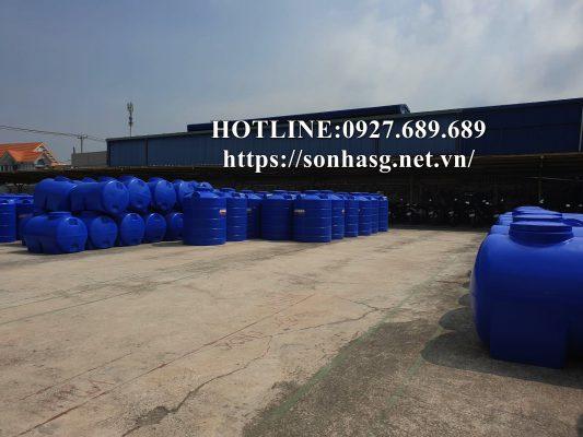 Nhà Phân Phối Bồn Nước Nhựa Sơn Hà Chính Hãng Tại TPHCM